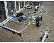 Boottrailer Kalf Basic 550-45 rubberboot - Boottrailer Kalf Basic 550-45 rubberboot